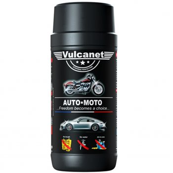 Vulcanet Wipes Motorcycle Cleaning  Vulcanet Wipes - Click to view larger image