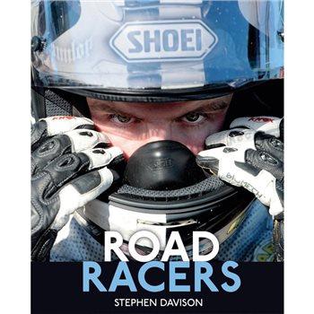 Duke Road Racers Hard Back Book - Stephen Davison  - Click to view larger image