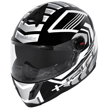 Held SCARD Ladies & Kids Helmet (Black/White) Held SCARD Ladies & Kids Helmet (Black/White)  - Click to view larger image