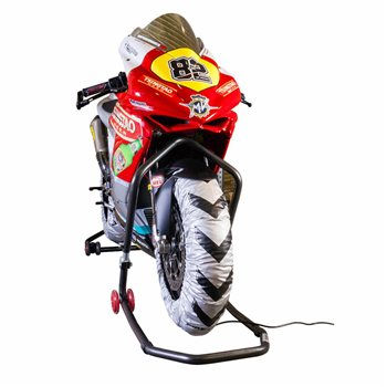 Bikeit Professional Tyre Warmers Bikeit-Professional-Tyre-Warmers - Click to view larger image