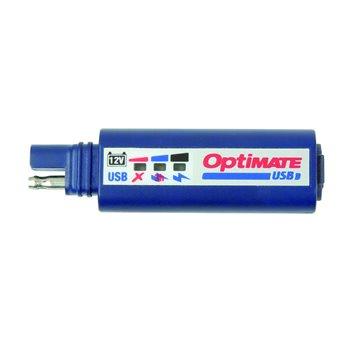Optimate SAE 100 Universal USB Charger (SAE Connection)  - Click to view larger image