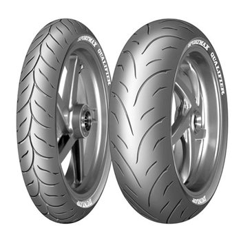 Sportmax Qualifier D209 Motorcycle Tires - 120/70 ZR 17