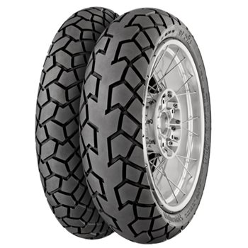 Continental TKC 70 Trail Motorcycle Tyre  - Click to view larger image