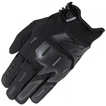 Held Hardtack Kids Motocross Gloves (Black)  - Click to view larger image
