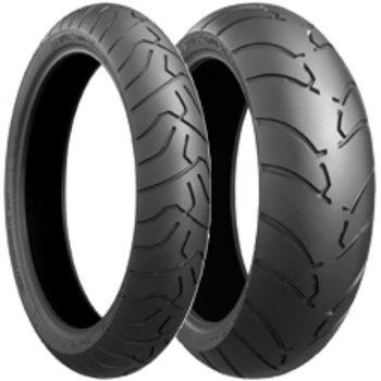 Bridgestone Battlax Bt-028 G Sport Touring Motorcycle Tyres  - Click to view larger image