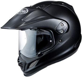 Arai Tour-X 4 Frost Black Motorcycle Helmets  - Click to view larger image