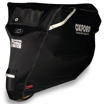 Oxford Protex Stretch Motorcycle Cover (Outdoor Cover) Oxford Protex Stretch Motorcycle Cover - Click to view larger image