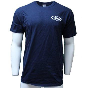 Arai Gildan Heavy Cotton T-Shirt Navy Arai Gildan Heavy Cotton T-Shirt Navy - Click to view larger image