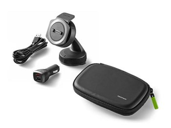 TomTom Car Mount Kit & Carry Case  - Click to view larger image