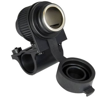 Oxford 12V SOCKET Motorcycle Power Accessory - EL101  - Click to view larger image