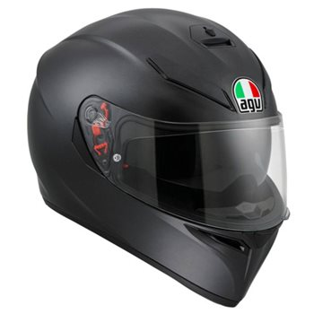 agv k3 sv matt black motorcycle helmet the visor shop com