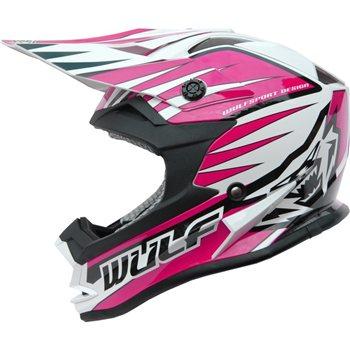 Wulf Vista Trials Casco