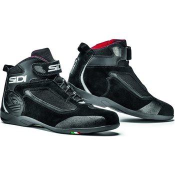 1e0d32a2 Sidi Gas Motorcycle Boots (Black) - Clique para ver a imagem ampliada