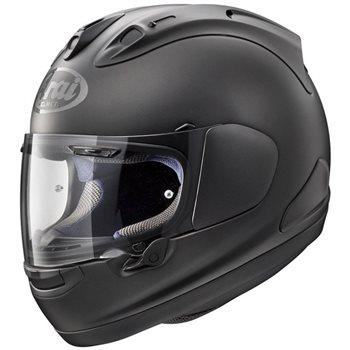 Arai RX-7V Frost Black Motorcycle Helmet Arai RX-7V Frost Black Helmet - Click to view larger image