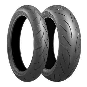 Bridgestone S21 Motorcycle Tyres Bridgestone Battlax Hypersport S21 - Click to view larger image
