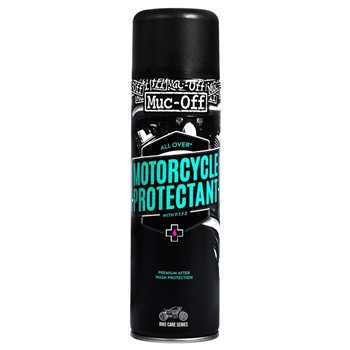 Muc-Off Motorcycle Protectant 500ml Muc-Off-Motorcycle-Protectant-500ml - Click to view larger image
