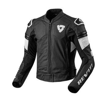 Revit Motorcycle Jacket Akira Air (Black White) From £386.99 dd800d7e17