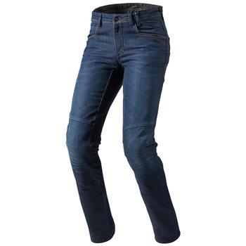 Revit Seattle Kevlar Cordura Jeans (Dark Blue)  - Click to view larger image