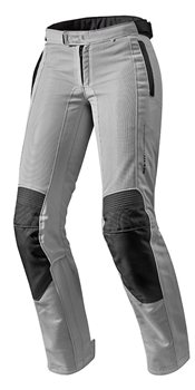 Revit Ladies Motorcycle Trousers Airwave 2 (Silver) Revit-Ladies-Motorcycle-Trousers-Airwave-2-(Silver) - Click to view larger image
