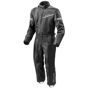 Revit Motorcycle Rainsuit Pacific 2 H2O (Black)  - Click to view larger image