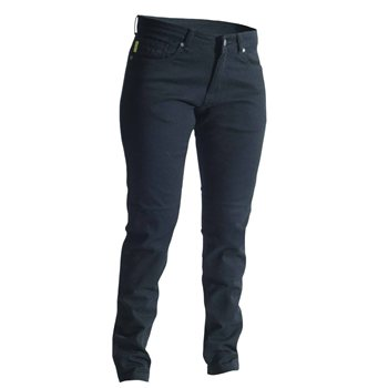 RST Ladies Aramid Jeans Skinny Fit  2225 (Black)   - Click to view larger image