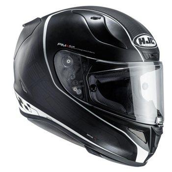 Hjc Rpha 11 >> Hjc Rpha 11 Riberte Helmet Mc 5 Black White The Visor Shop Com