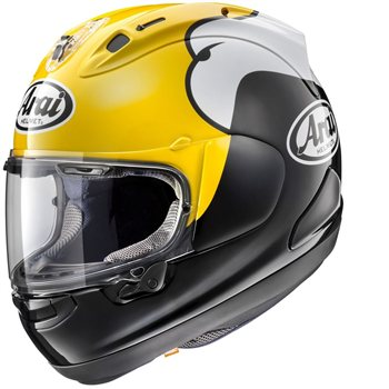 Arai RX-7V Kenny Roberts Motorcycle Helmet  - Click to view larger image