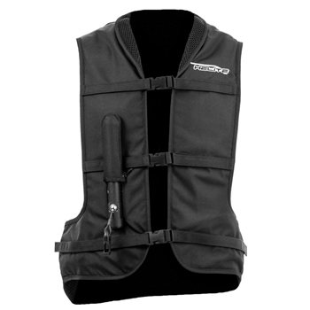 Helite Kids Airbag Vest (Black)  Helite Kids Airbag Vest (Black)  - Click to view larger image