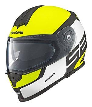 Schuberth S2 Review >> Review Schuberth S2 Sport Motorcycle Helmet Elite Yellow Sport