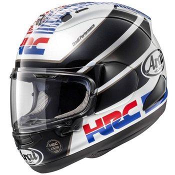 Arai RX-7V HRC Motorcycle Helmet Arai-Limited-Edition-HRC-RX-7V-Helmet - Click to view larger image