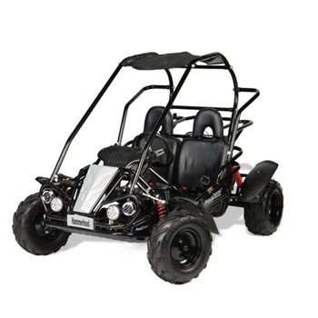 HammerHead MudHead 208R Midsize Buggy with Reverse Gear HammerHead-MudHead-208R-Midsize-Buggy-BLACK - Click to view larger image