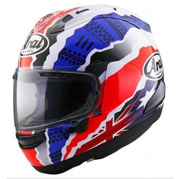 Arai RX-7V Doohan Jubilee Helmet - Special Order Arai-RX-7V-Doohan-Jubilee - Click to view larger image