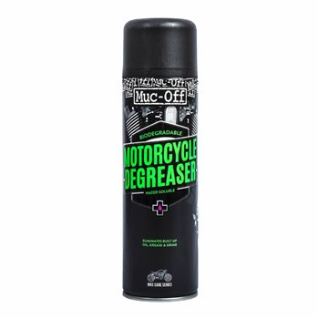 Muc-Off Biodegradable Motorcycle Degreaser 500ml Muc-Off-Biodegradable-Motorcycle-Degreaser - Click to view larger image