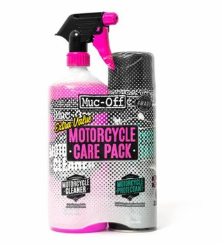 Muc-Off Motorcycle Duo  Pack  - Click to view larger image