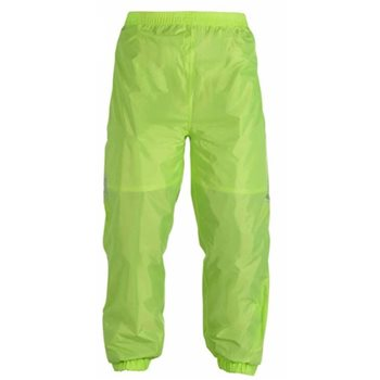 Oxford All Weather Over Trousers (Flo Yellow)  - Click to view larger image