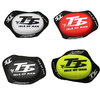 Blue RST 1921 TPU Knee Sliders Road Racing Sports Track Motorcycle Motorbike Knee Sliders