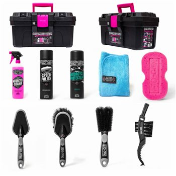 Muc-Off Ultimate Motorcycle Care Kit Muc-Off Ultimate Motorcycle Care Kit - Click to view larger image