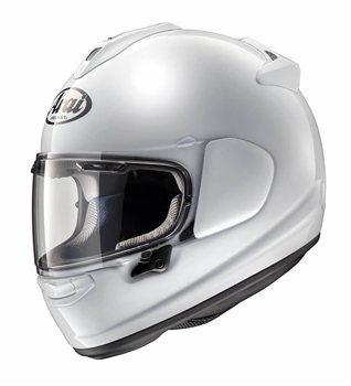 Arai Chaser-X Motorcycle Helmet (Diamond White) Arai Chaser-X Motorcycle Helmet Diamond White - Click to view larger image