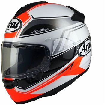 Arai Chaser-X Helmet Shaped (Red) Arai-Chaser-X-Motorcycle-Helmet-SHAPED-Red - Click to view larger image