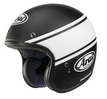 c1b0a444 Arai Freeway Classic Open Face Helmet BANDAGE (Black) Arai-Freeway-Classic-