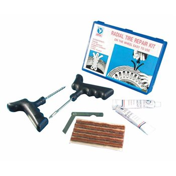 Bikeit Tubeless Tyre Repair Kit  - Click to view larger image