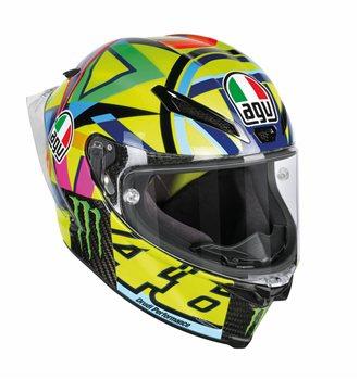 AGV Pista GP-R SOLELUNA Motorcycle Helmet AGV Pista GP-R SOLELUNA Motorcycle Helmet - Click to view larger image