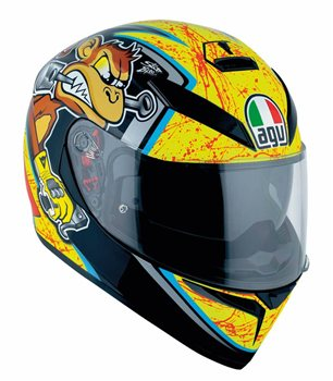 AGV K3 SV Bulega Helmet AGV-K3-SV-BULEGA-Helmet - Click to view larger image