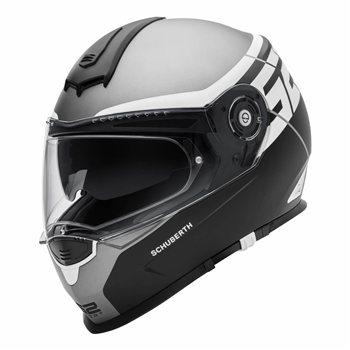 Schuberth S2 Sport Rush Grey Motorcycle Helmet Schuberth S2 Sport Rush Grey  Motorcycle Helmet - Click