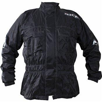 Richa Rain Warrior Jacket (Black)  Richa Rain Warrior Jacket Black - Click to view larger image
