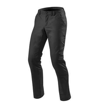 Revit Alpha Motorcycle Trousers / Chinos (Black) Revit-Alpha-Motorcycle-Trousers-Chinos-Black - Click to view larger image