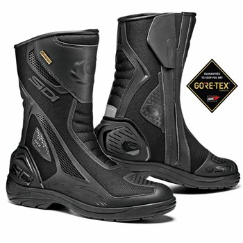 Sidi Aria Gore-Tex Motorcycle Boots Sidi-Aria-Gore-Tex-Motorcycle-Boots - Click to view larger image