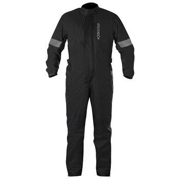 Alpinestars Hurricane Rain Suit (Black) Alpinestars-Hurricane-Rain-Suit-Black - Click to view larger image