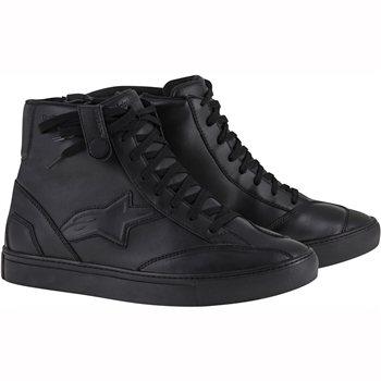 Alpinestars Jethro Drystar Waterproof Motorcycle Shoe (Black) - Click to  view larger image 8711899b2678
