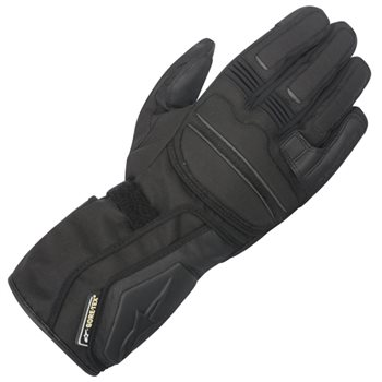 Alpinestars Stella WR-V Gore-Tex Motorcycle Gloves (Black)  - Click to view larger image